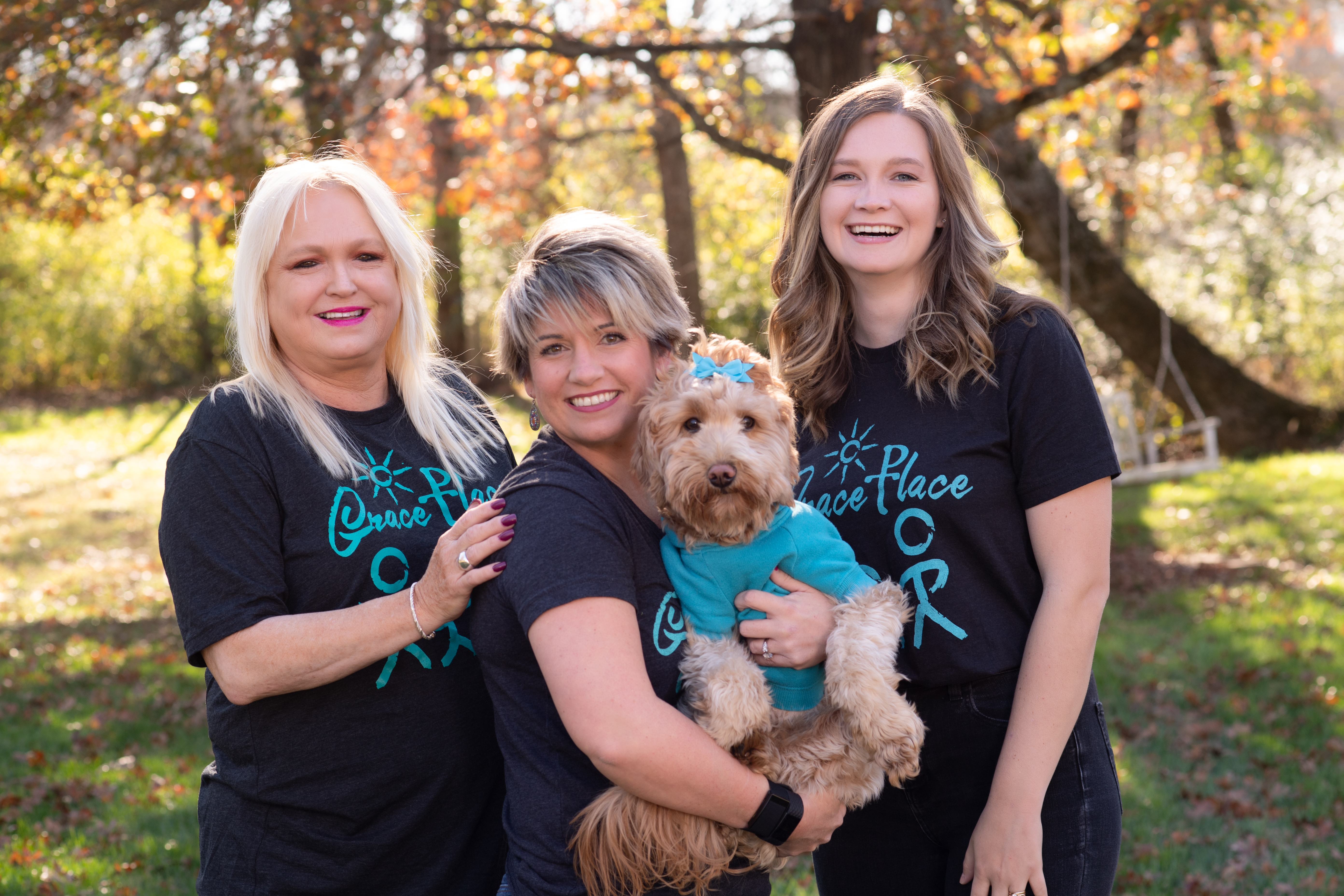 Grace Place Staff and Piper